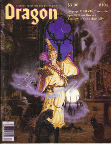 Dragon magazine 104
