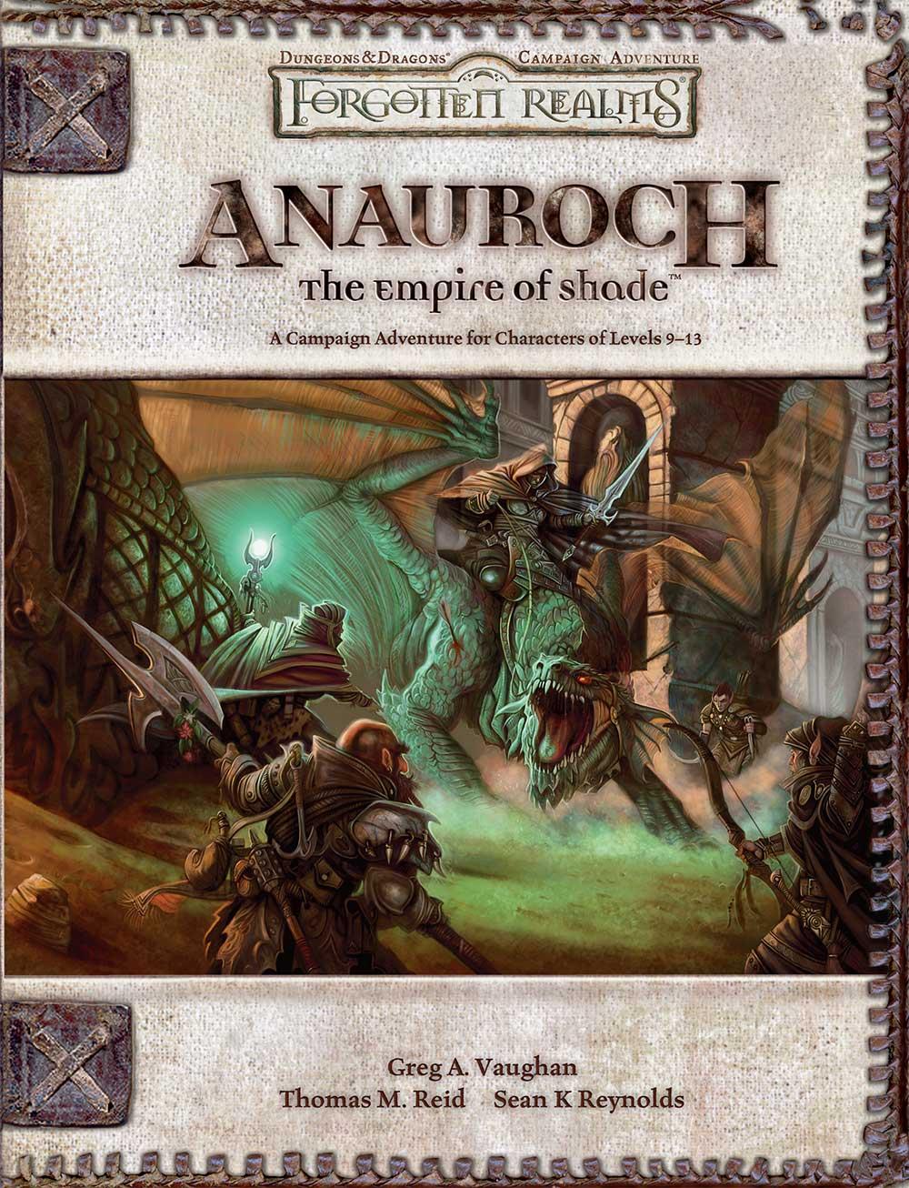 Anauroch: The Empire of Shade