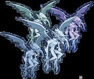 Ice mephit flock