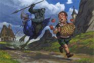Triboar attack-5e