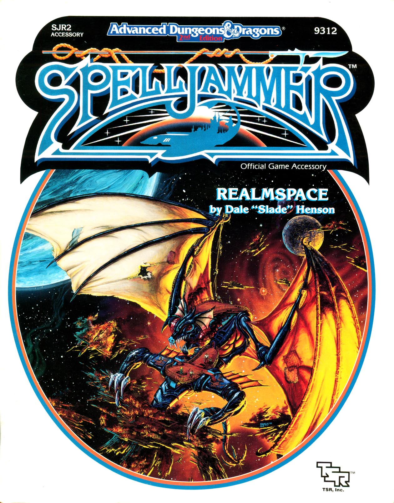 Realmspace (sourcebook)
