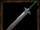 Erevain's broad sword