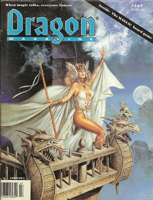 Dragon magazine 147