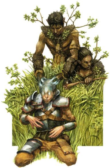 Wild elf