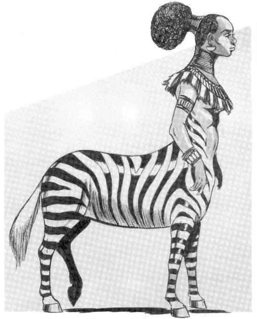 Zebranaur
