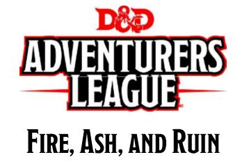 Fire, Ash, and Ruin