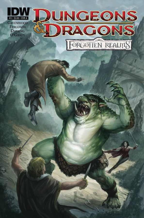 Dungeons & Dragons: Forgotten Realms 3