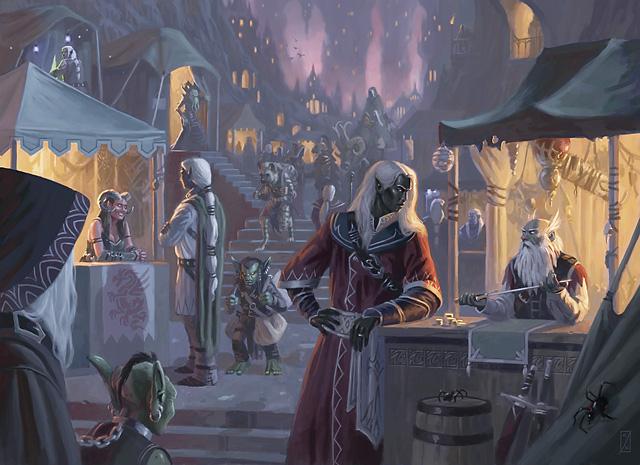 Bazaar (Menzoberranzan)