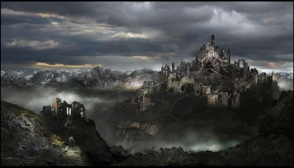 Dragonspear Castle