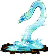 Lesser water weird