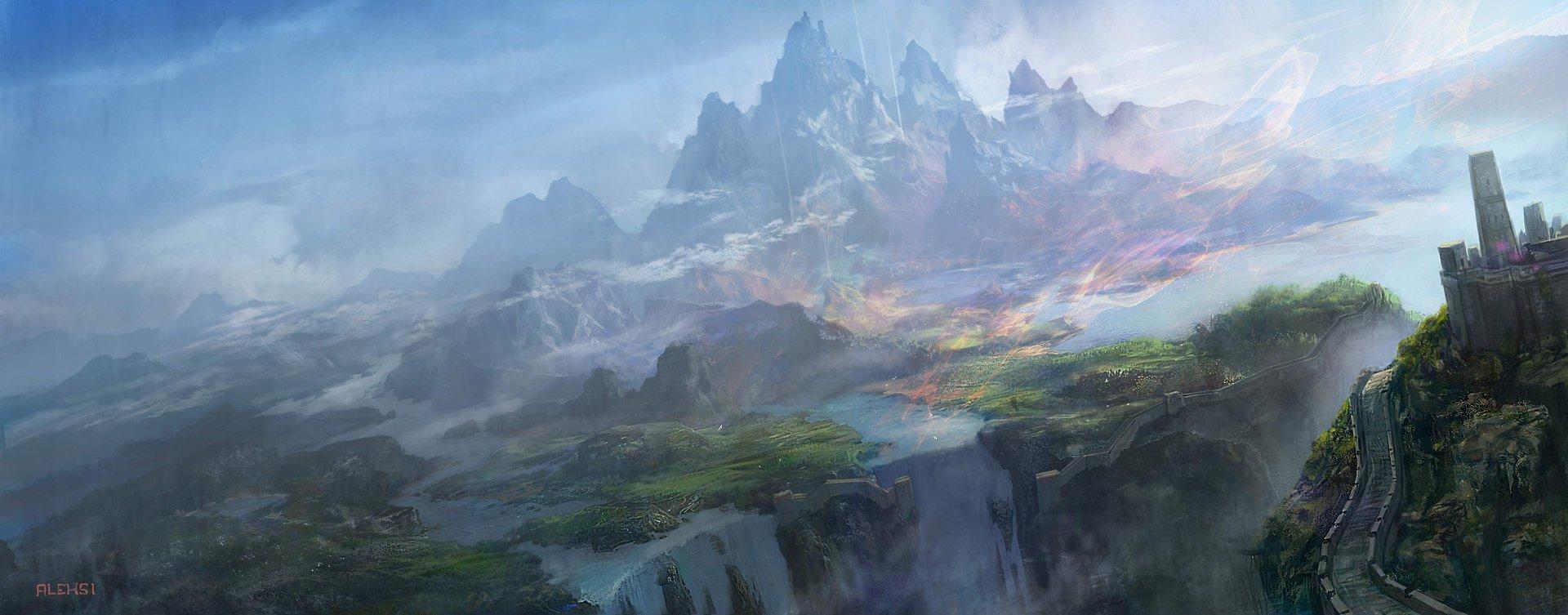 Mount Celestia