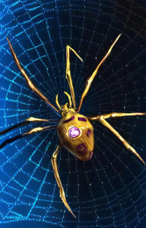 Dire spider