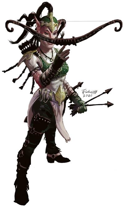 Arcane archer