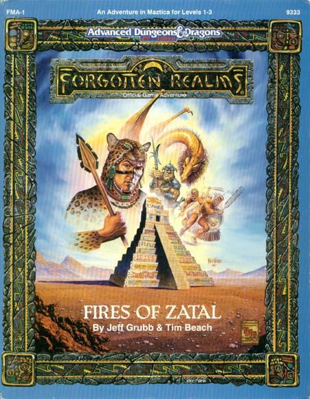 Fires of Zatal