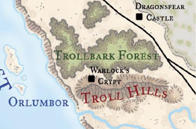 Trollbark Forest