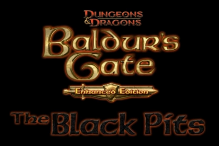 Baldur's Gate: The Black Pits