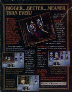 Eye of the Beholder II backcover DOS