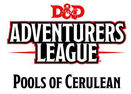 Pools of Cerulean