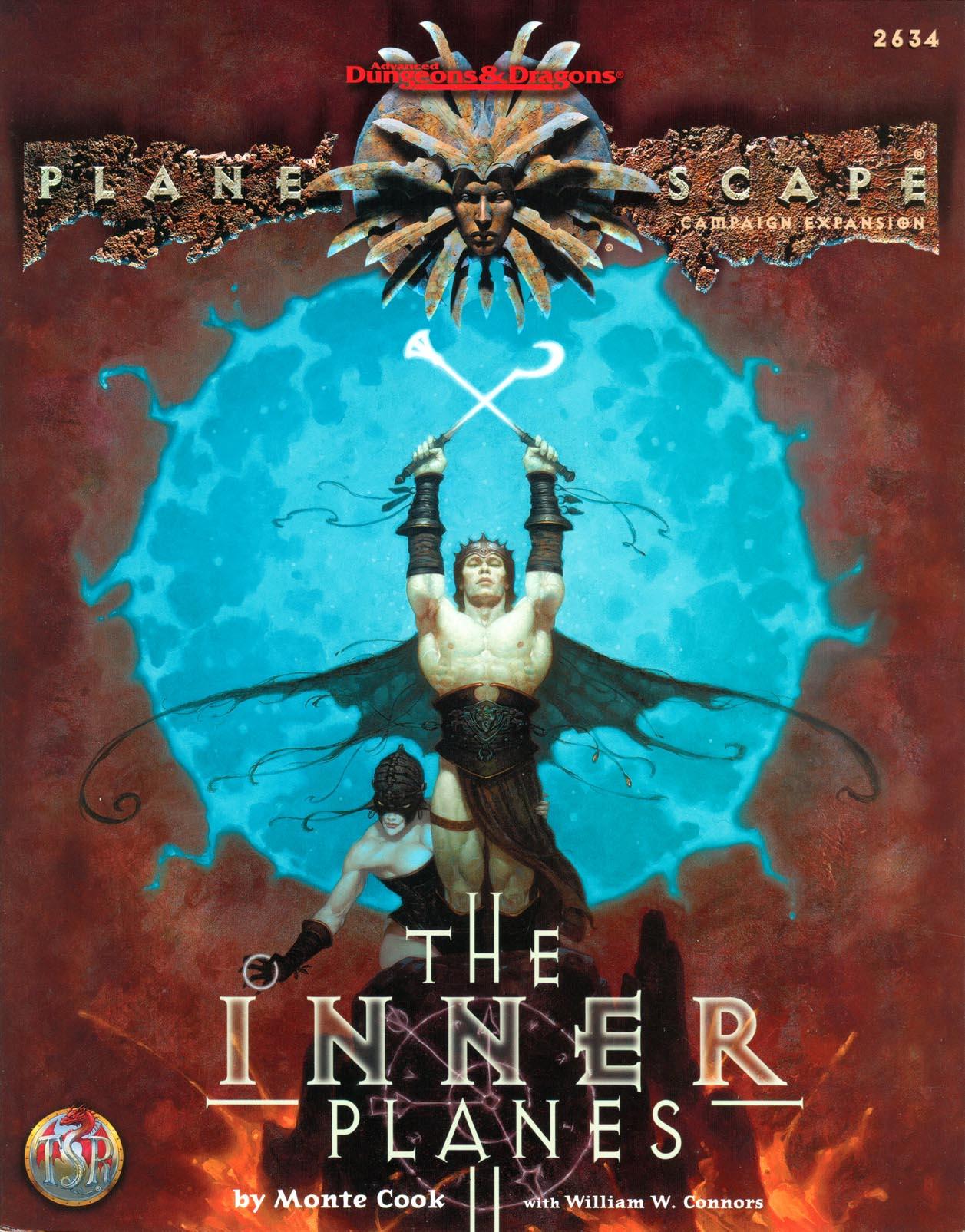 The Inner Planes