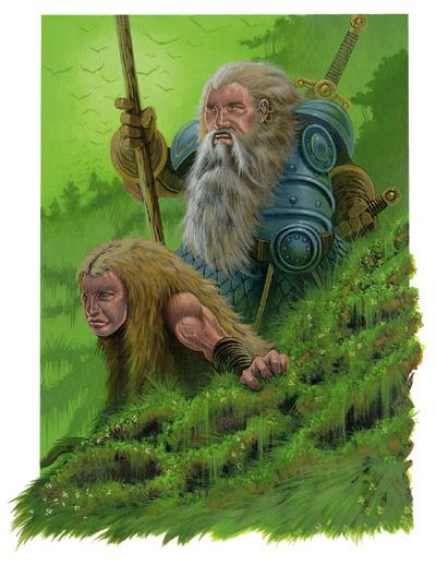 Wild dwarf