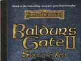 Baldur's Gate II: Shadows of Amn (novel)