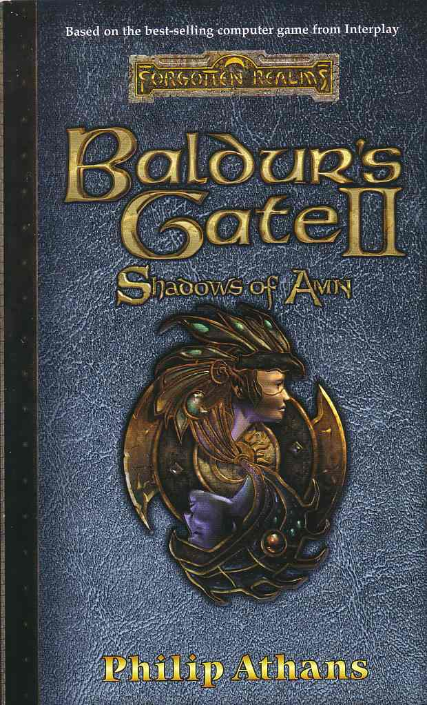 Baldur's Gate II: Shadows of Amn (novel)