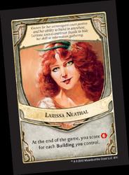 Lords of Waterdeep - Manual - Larissa Neathal