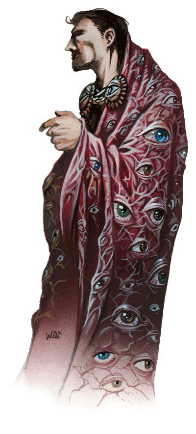 Robe of eyes