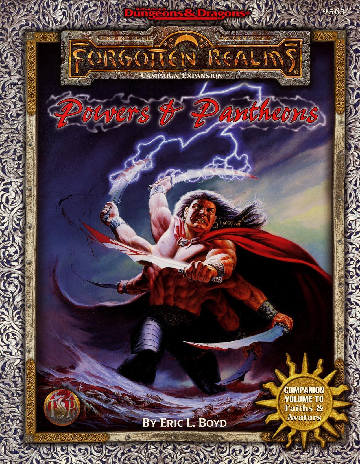Powers & Pantheons