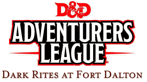 Dark Rites at Fort Dalton