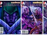 The Legend of Drizzt: Homeland (graphic novel)