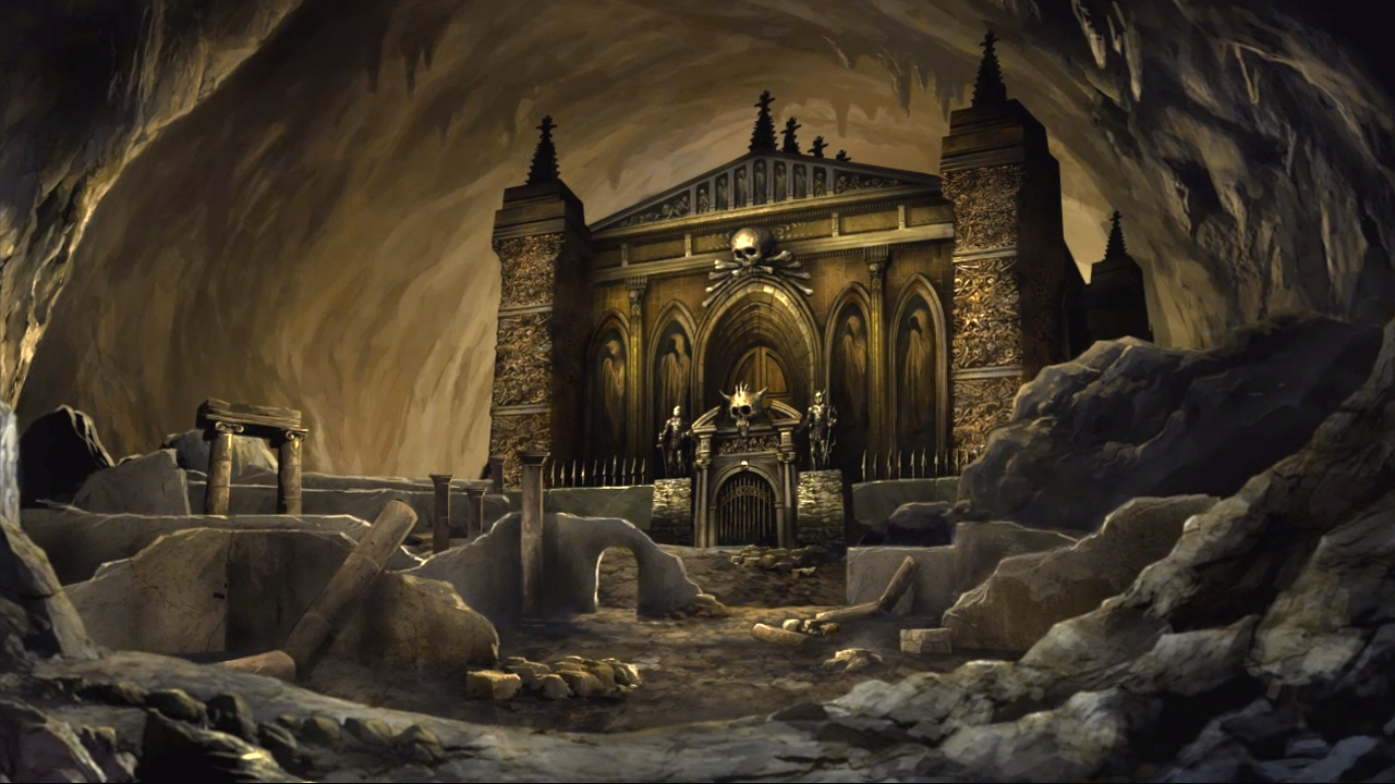 Temple of Bhaal (Undercity)