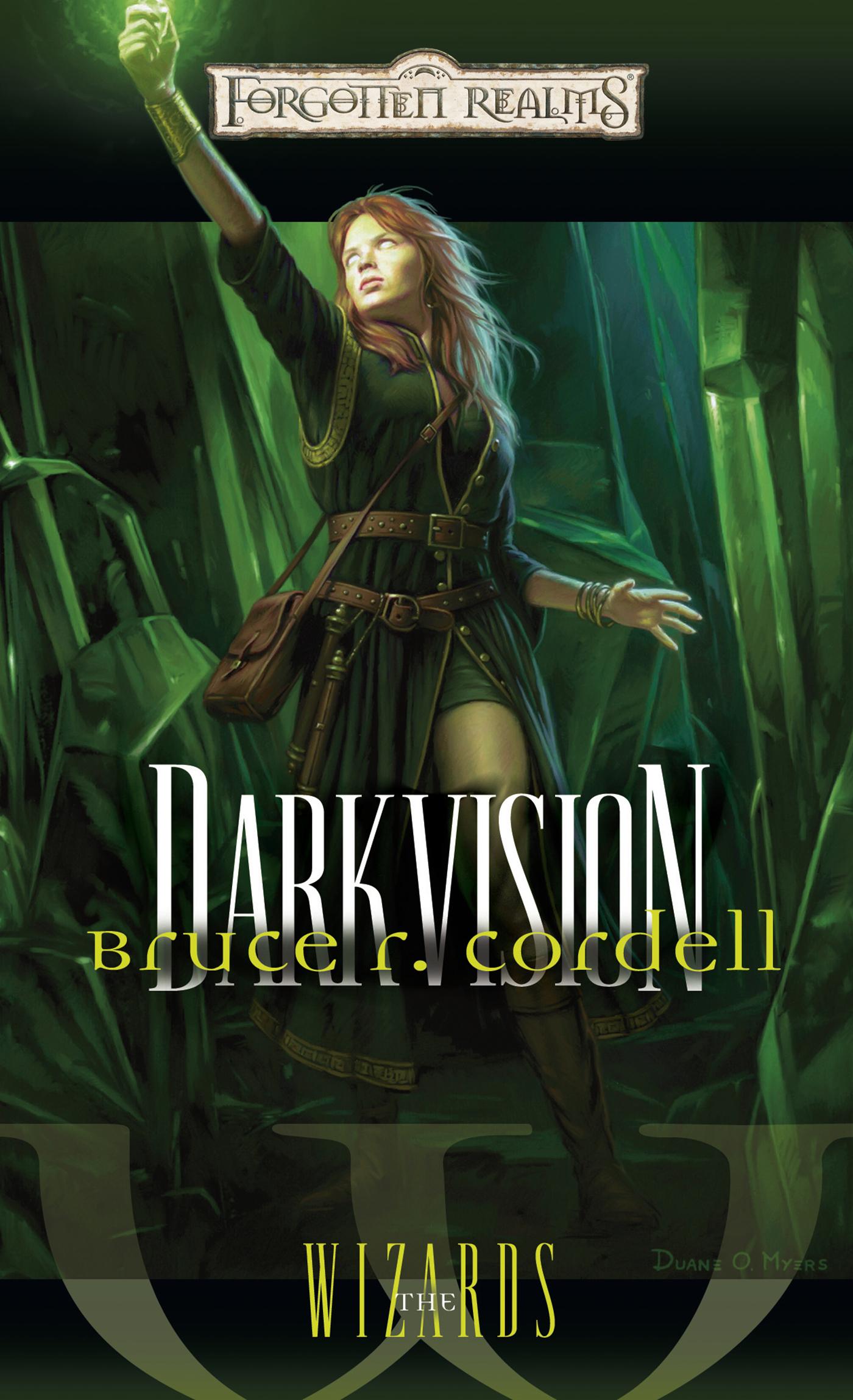 Darkvision (novel)