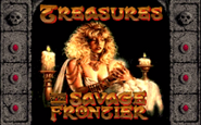 Treasures of the Savage Frontier title screenshot
