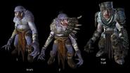 Neverwinter MMO - Creature - Ice Troll (Grunt 1-2 - War Troll)