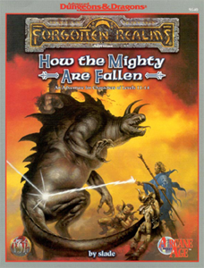 How the Mighty Are Fallen
