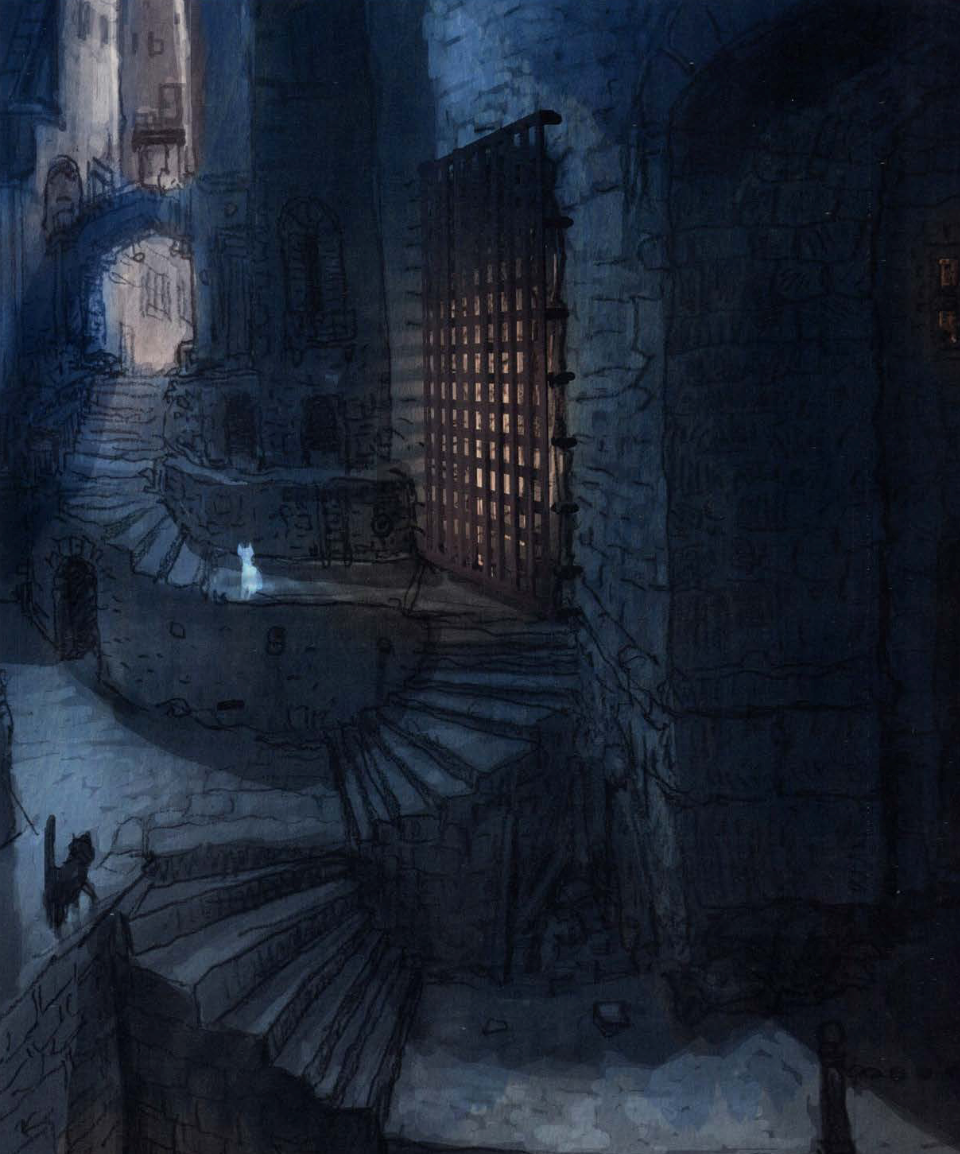 Baldur's Gate/Lower City