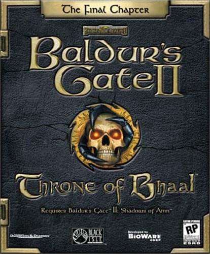 Baldur's Gate II: Throne of Bhaal (game)