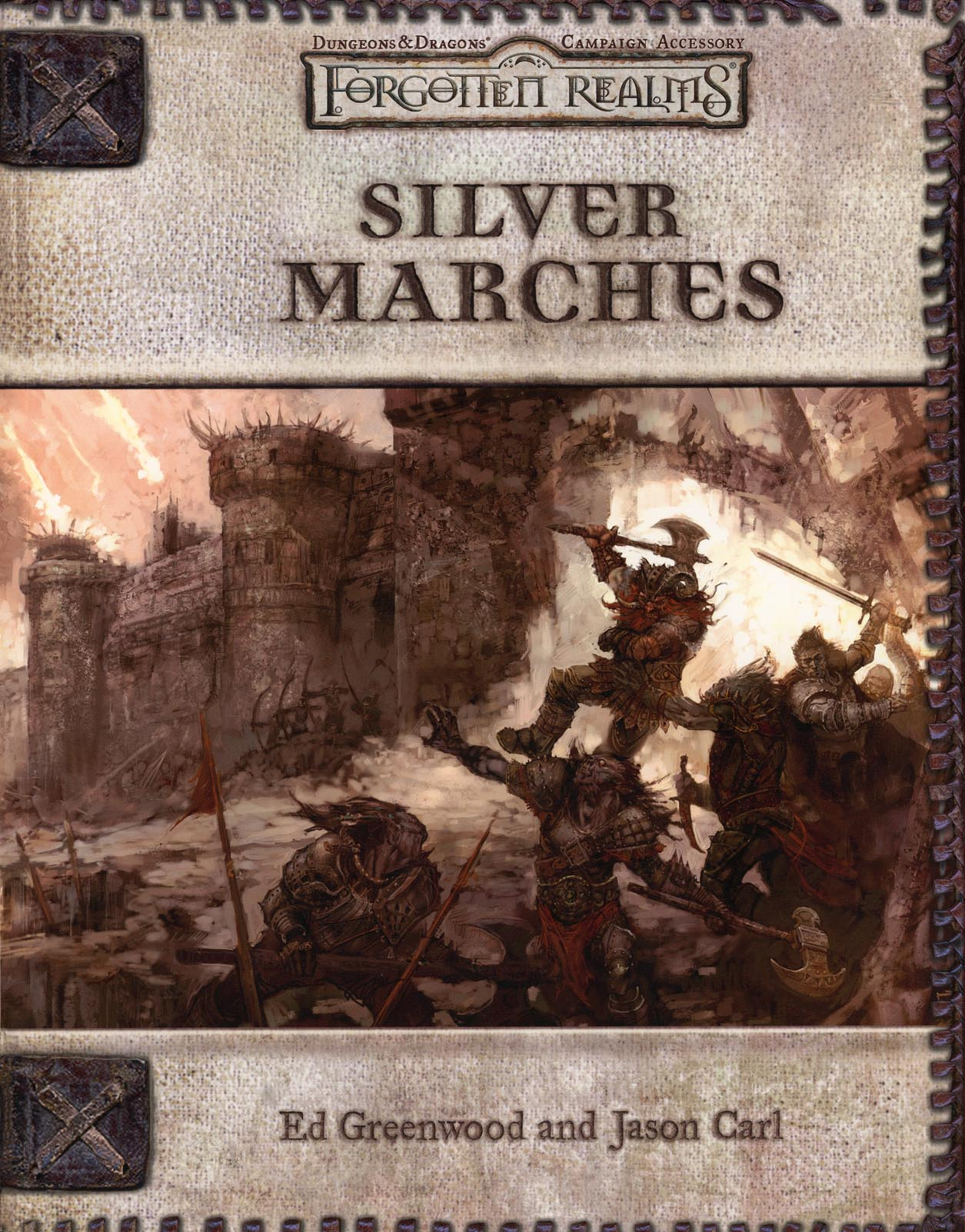 Silver Marches (sourcebook)