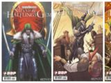 The Legend of Drizzt: The Halfling's Gem (graphic novel)