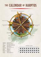 Forgotten Realms Calendar of Harptos (Fixed) 02