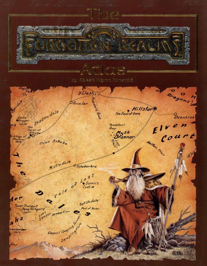 The Forgotten Realms Atlas