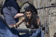 D&D movie Michelle Rodriguez Carrickfergus 3