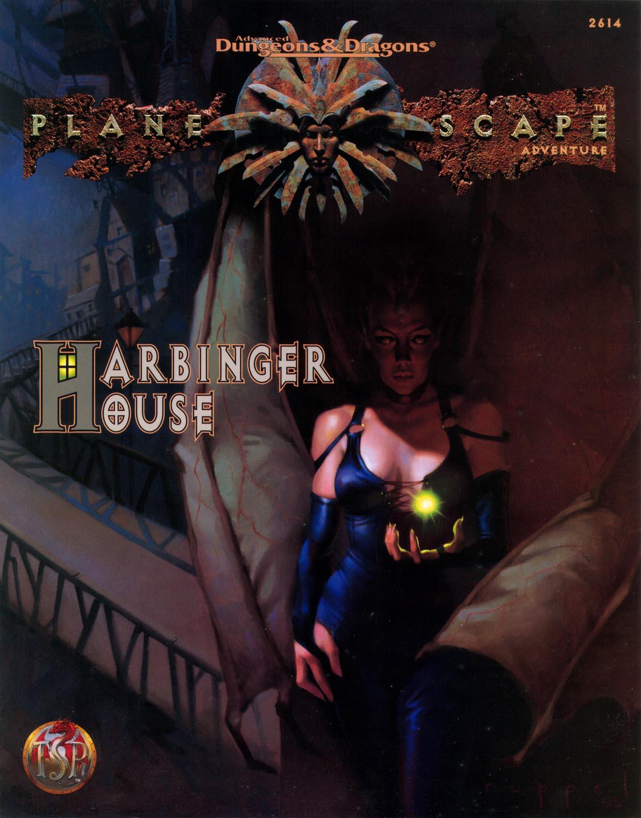 Harbinger House