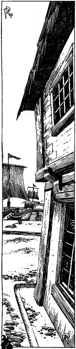 Wolf's Pelt Inn