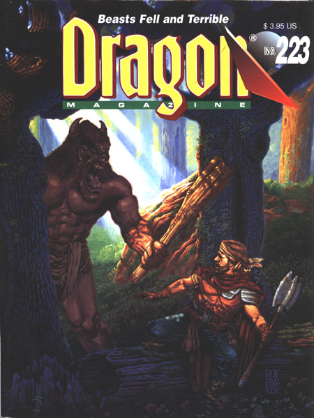Dragon magazine 223