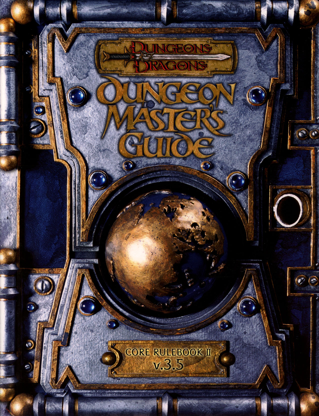 Dungeon Master's Guide v.3.5