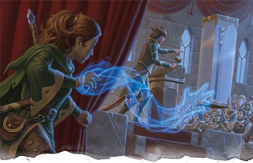 Mage hand | Forgotten Realms Wiki | Fandom