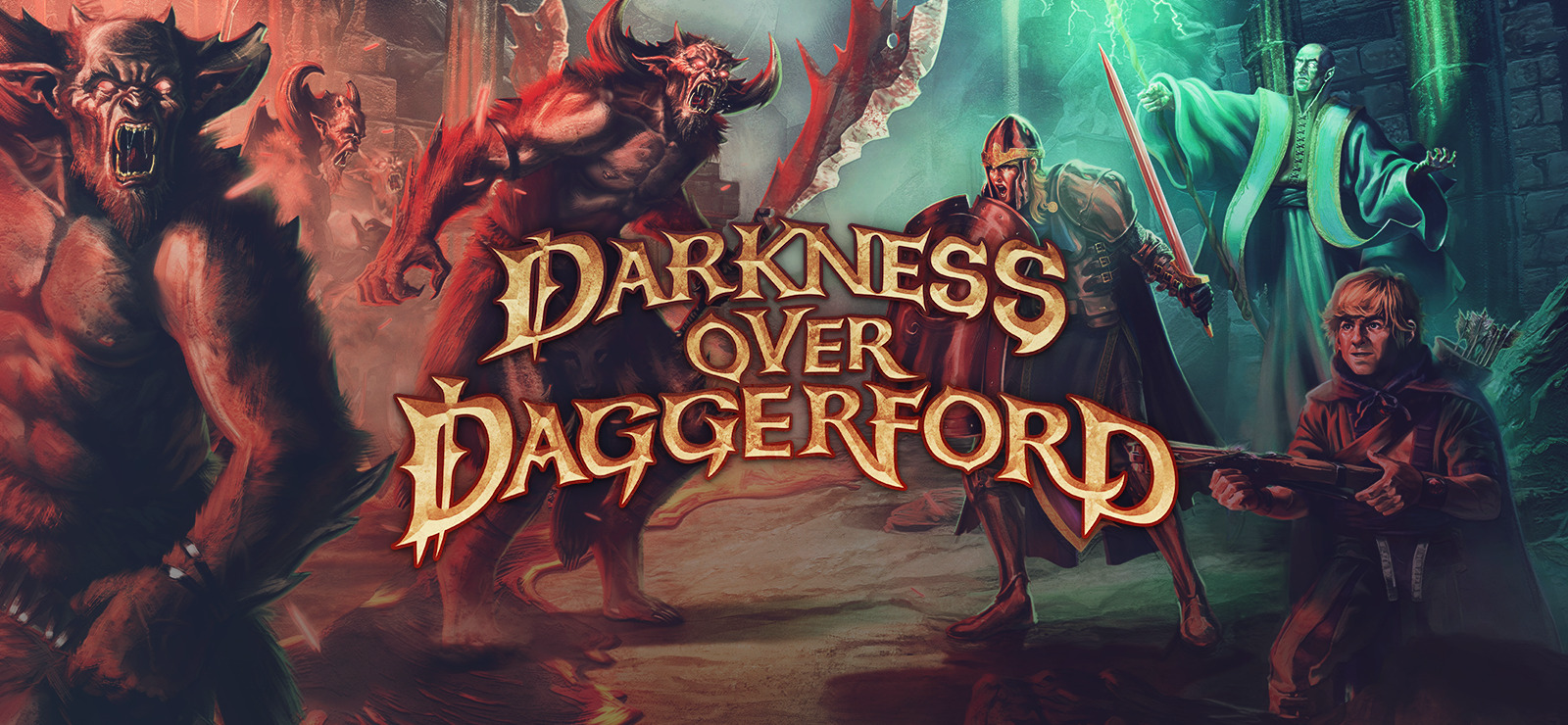 Neverwinter Nights: Darkness over Daggerford