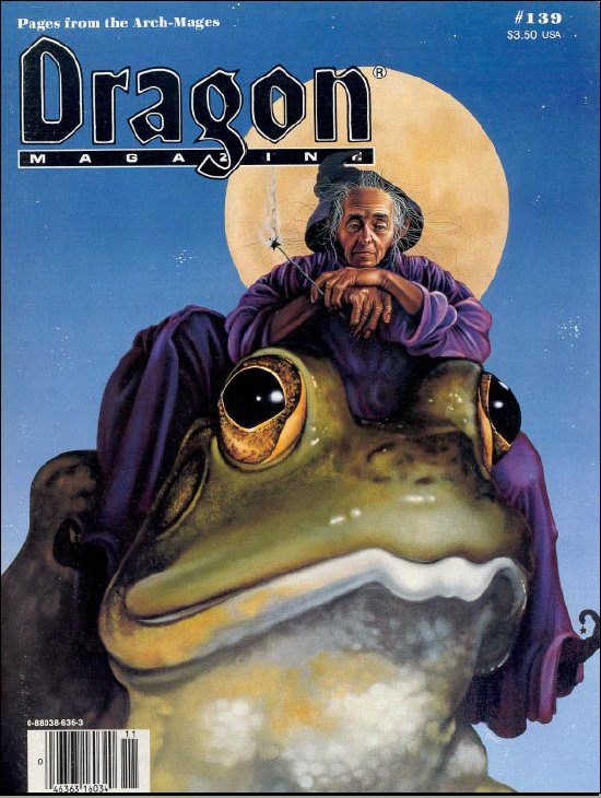 Dragon magazine 139